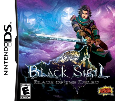 Black Sigil - Blade of the Exiled DS coverM (CBXE)