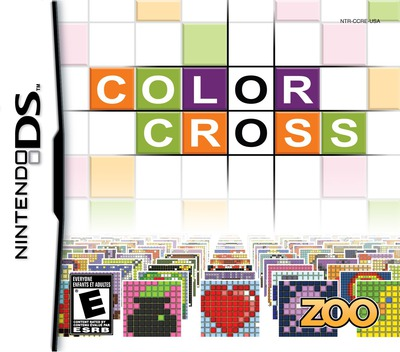 Color Cross DS coverM (CCRE)