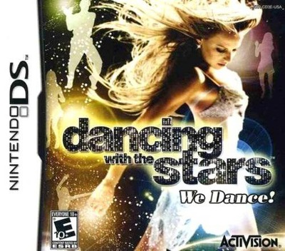 Dancing with the Stars - We Dance! DS coverM (CD3E)