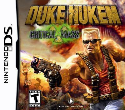 Duke Nukem - Critical Mass DS coverM (CDNE)