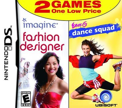 Ener-G - Dance Squad DS coverM (CDSE)