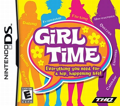 Girl Time - Everything You Need for a Hip, Happening Life! DS coverM (CE9E)