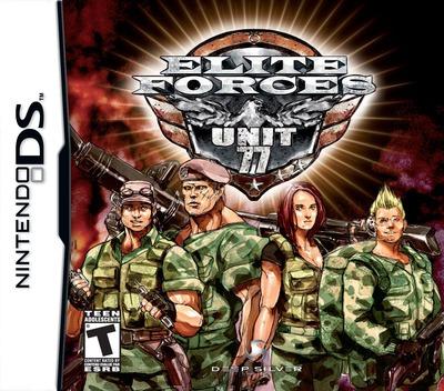 Elite Forces - Unit 77 DS coverM (CEFE)