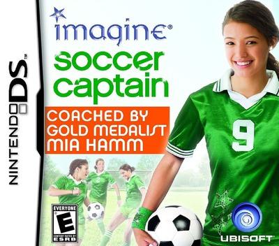 Imagine - Soccer Captain DS coverM (CENE)