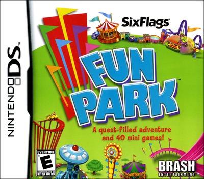 Six Flags Fun Park DS coverM (CF6E)