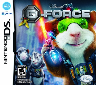 G-Force DS coverM (CFAE)