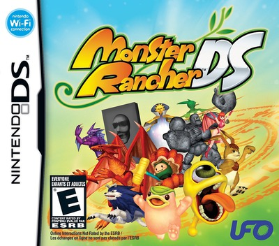 Monster Rancher DS DS coverM (CFME)