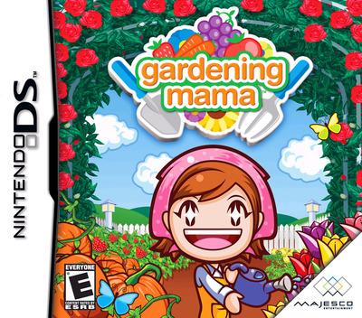Gardening Mama DS coverM (CG3E)