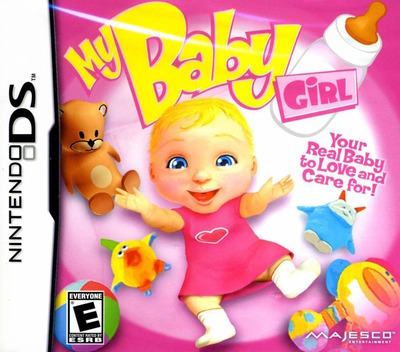 My Baby - Girl DS coverM (CGBE)