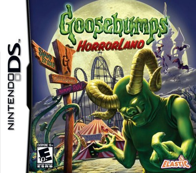 Goosebumps HorrorLand DS coverM (CGPE)