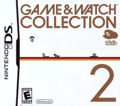 Game & Watch Collection 2 DS coverM (CGWE)