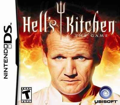 Hell's Kitchen - The Game DS coverM (CHKE)