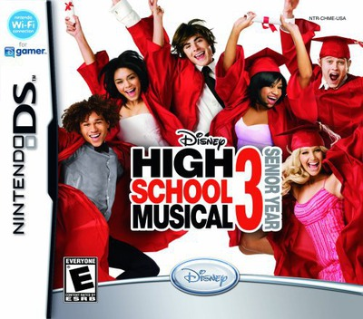 High School Musical 3 - Senior Year DS coverM (CHME)