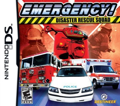Emergency! - Disaster Rescue Squad DS coverM (CIQE)