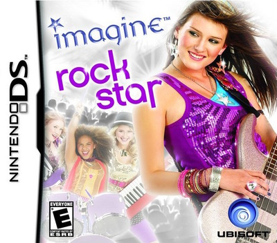 Imagine - Rock Star DS coverM (CIRE)