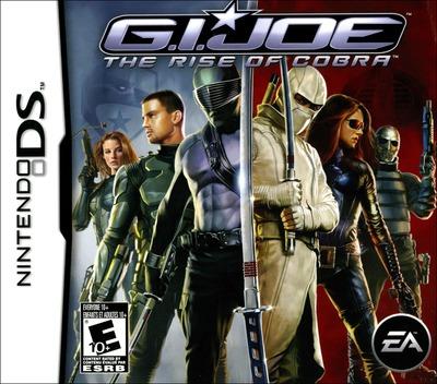 G.I. Joe - The Rise of Cobra DS coverM (CJPE)