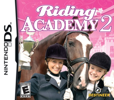 Riding Academy 2 DS coverM (CJXE)