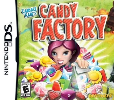Candace Kane's Candy Factory DS coverM (CKCE)