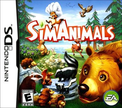 SimAnimals DS coverM (CM3E)