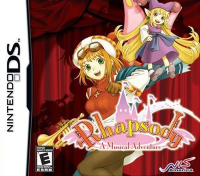 Rhapsody - A Musical Adventure DS coverM (CM6E)