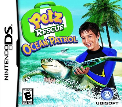 Petz Rescue - Ocean Patrol DS coverM (COSE)