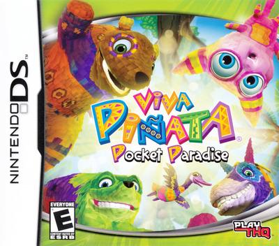 Viva Pinata - Pocket Paradise DS coverM (CP3E)