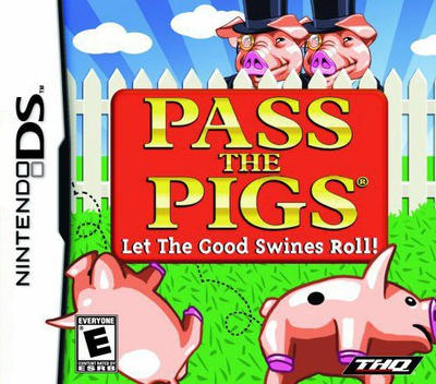Pass the Pigs - Let the Good Swines Roll! DS coverM (CPAE)