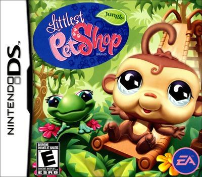Littlest Pet Shop - Jungle DS coverM (CPJE)