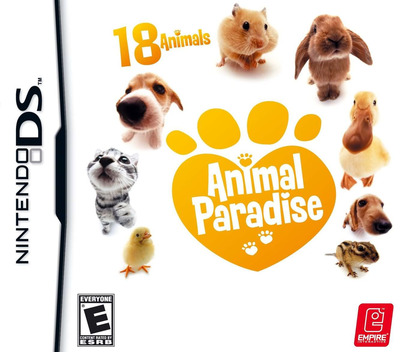 Animal Paradise DS coverM (CPRE)