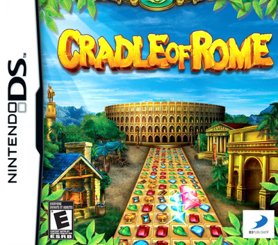 Cradle of Rome DS coverM (CRAE)