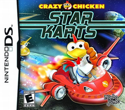 Crazy Chicken - Star Karts DS coverM (CRYE)