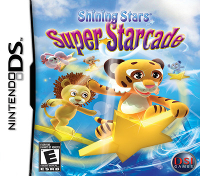 Shining Stars - Super Starcade DS coverM (CS2E)