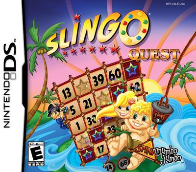 Slingo Quest DS coverM (CSLE)