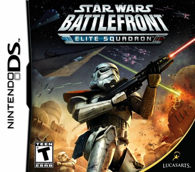 Star Wars - Battlefront - Elite Squadron DS coverM (CSWE)