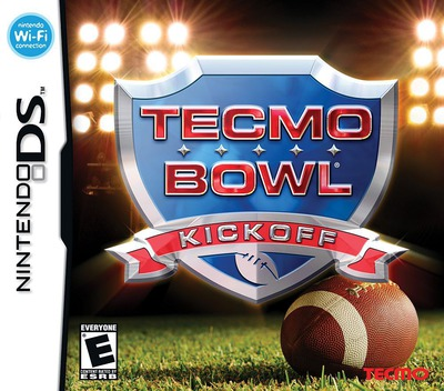 Tecmo Bowl - Kickoff DS coverM (CTBE)