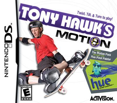 Tony Hawk's Motion DS coverM (CTWE)