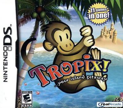 Tropix! ...Your Island Getaway DS coverM (CTXE)