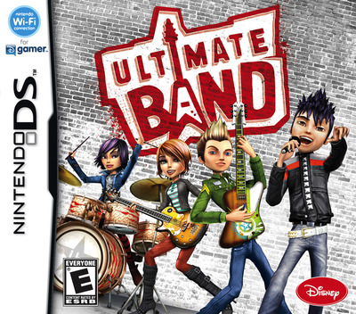 Ultimate Band DS coverM (CUBE)