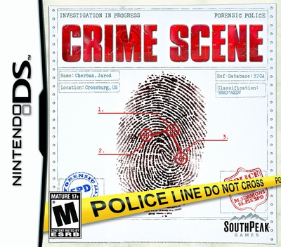 Crime Scene DS coverM (CUIE)