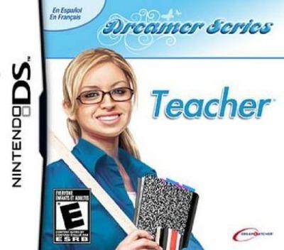 Dreamer Series - Teacher DS coverM (CVSE)