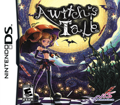 A Witch's Tale DS coverM (CW3E)