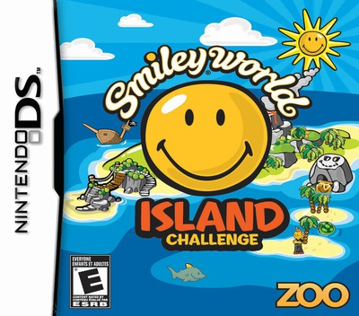 SmileyWorld - Island Challenge DS coverM (CWJE)
