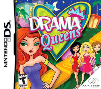 Drama Queens DS coverM (CYQE)