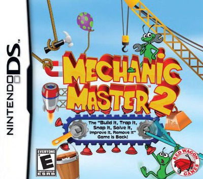 Mechanic Master 2 DS coverM (CZ2E)