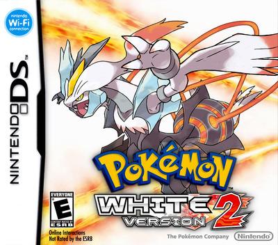 Pokémon - White Version 2 DS coverM (IRDO)