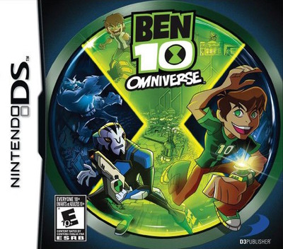 Ben 10 - Omniverse DS coverM (TBEE)