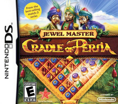Jewel Master - Cradle of Persia DS coverM (TCRE)