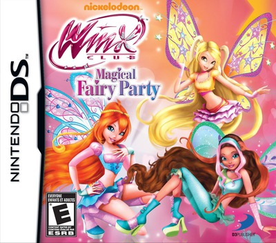 Winx Club - Magical Fairy Party DS coverM (TCWE)