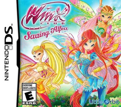 Winx Club - Saving Alfea DS coverM (TGPE)