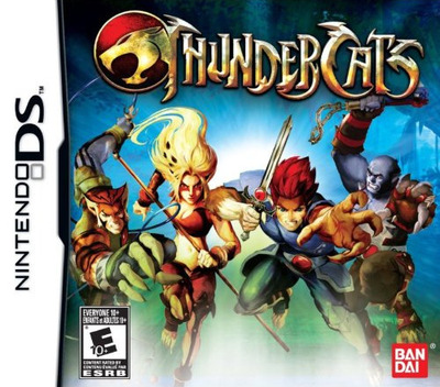 ThunderCats DS coverM (THUE)